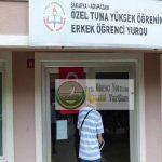 TC MEB Bursa Özel Rengârenk Yüksek Öğretim Erkek Öğrenci Yurdu