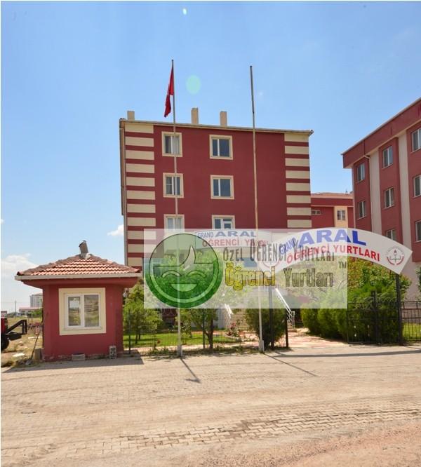 T.C. M.E.B Grand Aral Kız Öğrenci Yurtları ulaşım