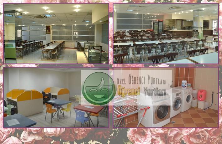 Hendek Özel Lider Kız Öğrenci Yurdu Odaları