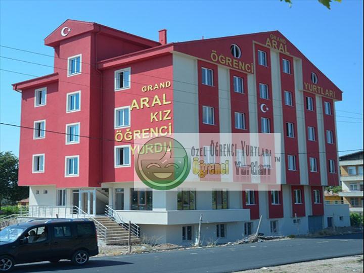 T.C . M.E.B Grand Aral Erkek Öğrenci Yurtları ulaşım